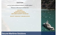 Secure Maritime Solutions encompasses several aspects of our overall business. ...